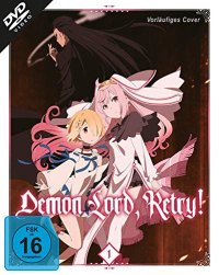 Demon Lord, Retry! - Vol. 1/3