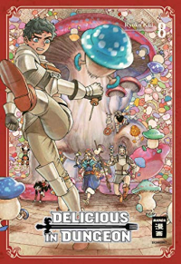 Delicious in Dungeon - Bd. 08: Kindle Edition