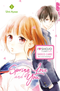 Spring, Love and You - Bd. 01