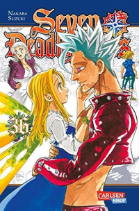 Seven Deadly Sins - Bd. 36: Kindle Edition