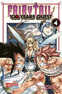 Fairy Tail: 100 Years Quest - Bd. 04: Kindle Edition