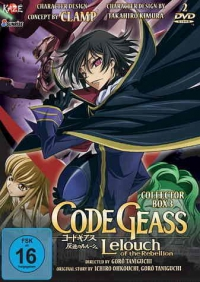 Code Geass: Lelouch of the Rebellion - Vol.3/3