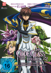 Code Geass: Lelouch of the Rebellion R2 - Vol.2/3