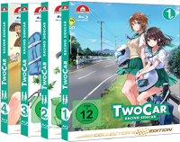 Two Car: Racing Sidecar - Collector's Edition: Komplettset [Blu-ray]
