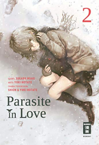 Parasite in Love - Bd. 02: Kindle Edition