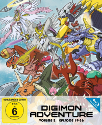 Digimon Adventure - Vol. 2/3: Digipack [Blu-ray]