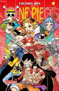 One Piece - Bd. 97: Kindle Edition