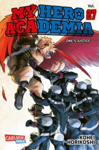 My Hero Academia - Bd. 27: Kindle Edition