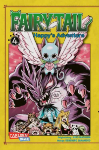 Fairy Tail: Happy's Adventure - Bd. 04: Kindle Edition