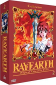 Magic Knight Rayearth - Collector's Box