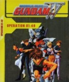 Mobile Suit Gundam Wing - Komplettbox