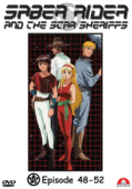 Saber Rider and the Star Sheriffs - Vol.10/10