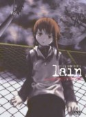 Serial Experiments Lain - Vol.1/4
