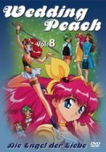 Wedding Peach: Die Engel der Liebe - Vol.08/10