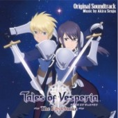 Tales of Vesperia: The First Strike - OST