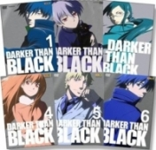 Darker than Black - Komplettset
