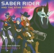 Saber Rider - Soundtrack: Vol.02