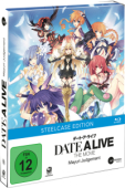 Date a Live: The Movie - Mayuri Judgement: Steelcase Edition [Blu-ray]