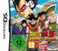 Dragon Ball Z: Attack of the Saiyans [DS]