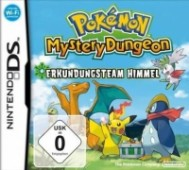 Pokémon: Mystery Dungeon - Erkundungsteam Himmel [DS]