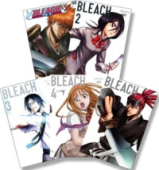 Bleach - Vol.01-05