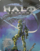 Halo Legends - Steelbook [Blu-ray]