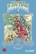 Magic Knight Rayearth - Sammelband 02