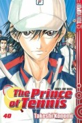 The Prince of Tennis - Bd.40