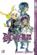 D.Gray-man - Bd.19