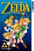 The Legend of Zelda: Four Swords - Bd.01