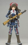 Valkyria Chronicles - Figur: Alicia Melchiott