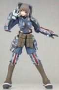 Valkyria Chronicles - Figur: Edie Nelson