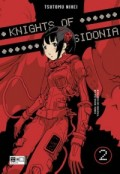 Knights of Sidonia - Bd.02