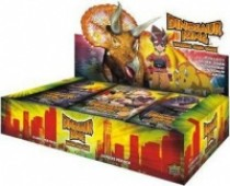 Dinosaur King - Trading Card Game: Booster Pack