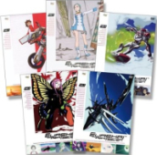 Eureka Seven - Set: Vol.01-05