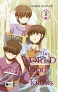 The World God Only Knows - Bd.08