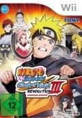 Naruto Shippuden: Clash of Ninja Revolution 3 [Wii]