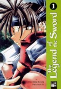 The Legend of the Sword - Bd.01