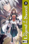The Legend of the Sword - Bd.08