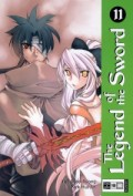The Legend of the Sword - Bd.11