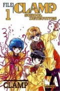 Clamp School Detectives - Bd.01
