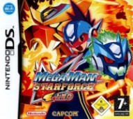 Megaman: Star Force - Leo [DS]