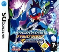 Megaman: Star Force - Pegasus [DS]