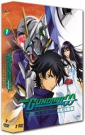 Mobile Suit Gundam 00 Second Season - Vol.1/3