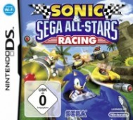 Sonic & SEGA All-Stars Racing [DS]