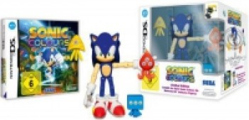 Sonic Colours - Special Edition [DS] + [Wii]