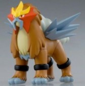 Pokémon - Figur: Entei