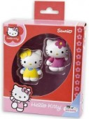 Hello Kitty - Acionfiguren: Kitty & Mimi