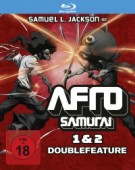 Afro Samurai - Double Feature [Blu-ray]