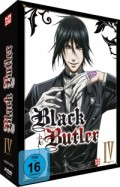 Black Butler - Vol.4/4 (inkl. OVA)